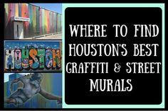 Houston Graffiti and Street Murals