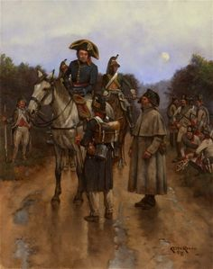 General Massena Reconnoitering  May, 1796-Keith Rocco