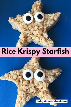 These are so fun to make. Create rice Krispy Treats for your next pool, beach or luau party.