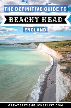 Do you fancy seeing the infamous white chalk cliffs of the south coast? Then this is everything you need to know about the Beachy Head walk in England! #BeachyHead #BeachyHeadWalk #BeachyHeadHike #BirlingGap #EastSussex #EastSussexWalk #SouthDownsWay #England #VisitEngland #GreatBritain