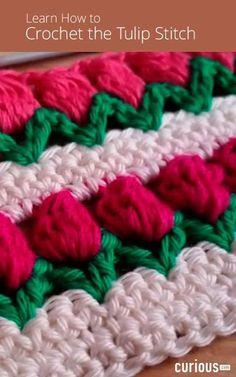 20 Most Eye-Catching Crochet Stitches - Sewrella