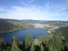 Lac de Gerardmer 2012