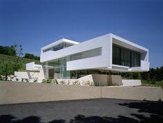 Magnifique maison contemporaine très design près de Vienne en Autriche, #construiretendance