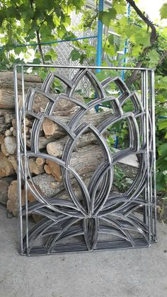 52 Ideas Iron Stairs Garden Gates For 2019 Window Grill Design Modern, Grill Gate Design, Steel Gate Design, Door Gate Design, Iron Stair Railing, Steel Railing, Garden Railings, Garden Stairs, Rustic Stairs