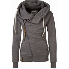 The Vogue Fashion Naketano Side Zip Gray Hoodie ❤ liked on Polyvore featuring tops, hoodies, jackets, sweaters, outerwear, naketano hoodie, grey side zip hoodie, grey hoodie, sweatshirts hoodies e gray hoodies