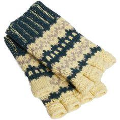 Burberry Fairisle Glove (7.450 RUB) ❤ liked on Polyvore featuring accessories, gloves, fair isle gloves, cashmere gloves, burberry gloves and burberry