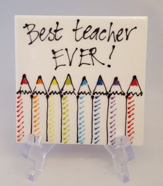 Image result for teacher thank you pottery