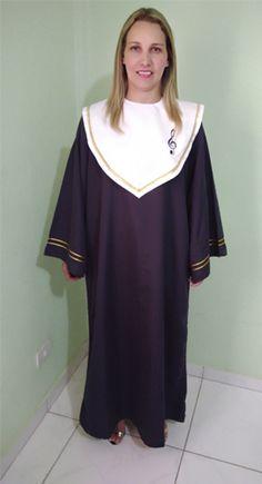 Divinity Square Stole Ladies Mens Claret Burgundy Choir Robe Zip Front Gown