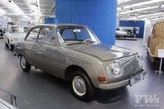 OG | 1962 Volkswagen / VW EA53 | Prototype