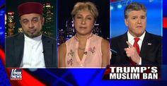 Muslim leader agrees with Trump