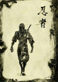 Koga Ryu Ninjutsu.