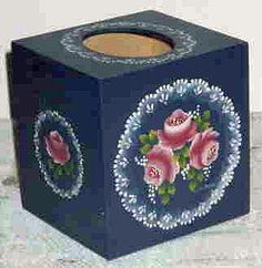 Folk Art/Tole Painting with Acrylics. | ARTchat - Porcelain Art Plus (formerly Chatty Teachers & Artists)