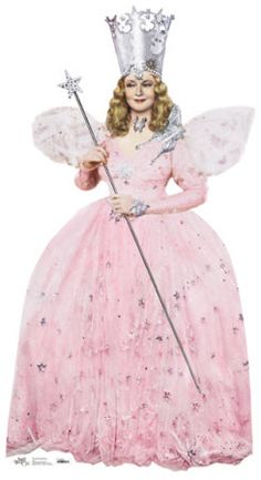 My costume will be a loose interpretation of Glinda the Good Witch. The crown will be an abstract mask and crown combination of tulle and silver.