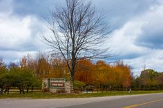Orchard Beach State Park in Manistee County, Michigan.