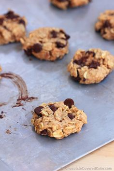Chocolate Chip Cowboy Cookies - Highly Delicious!