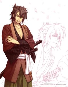 Anime Samurai