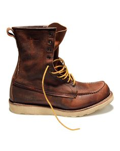 Classic Red Wing Irish Setter boot.  Fall is coming...