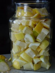 Indian Food Rocks: Lemon Pickle without oil (picture intensive step-by-step recipe)
