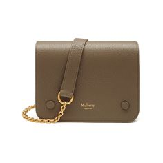 Mulberry - Small Clifton in Clay Small Classic Grain Mulberry Bag, Mulberry Gifts, Casual Work Wear, Fancy Pants, Luxury Handbags, Designer Handbags, Who What Wear, Leather Bag, Purses And Bags