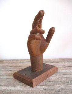 best hand carved folk art hand carving life size by 2bitsstudio, $395.00