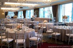 Rebecca and Jason celebrated their marriage at the Montage in the Cabernet room. The use of chivari chairs really gave the added wow factor to the over look of the decor. Garden Theme, Table Settings, Table Decorations, Room, Furniture, Design, Wedding Decor, Wedding Ideas, Home Decor