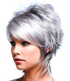 fransig kurzhaarfrisuren 5 besten - Page 5 of 5 - frisuren frauen frisuren männer hair hair styles hair women Shaggy Short Hair, Short Shag Hairstyles, Shaggy Haircuts, Haircuts For Fine Hair, Short Hairstyles For Women, Straight Hairstyles, Scene Hairstyles, Layered Hairstyles, Short Pixie