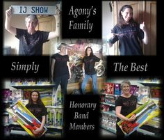 Agony's Family is Simply the Best!