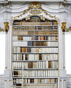 A Story of the fascinating Stift Admont Library Eine Geschichte der faszinierenden Stift Admont Bibliothek Beautiful Library, Dream Library, Grand Library, Future House, My House, Interior And Exterior, Interior Design, Home Libraries, House Goals
