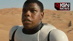 Star Wars Lead John Boyega Responds to Critics - IGN News