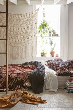 Bohemian Bedroom :: Beach Boho Chic :: Home Decor + Design :: Free Your Wild :: See more Untamed Bedroom Style Inspiration @untamedorganica: