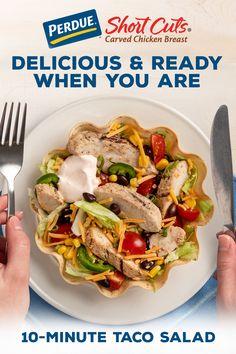 Crockpot Recipes, Chicken Recipes, Cooking Recipes, Best Salad Recipes, Healthy Recipes, Appetizer Recipes, Dinner Recipes, Publix Recipes, Chicken Fajitas