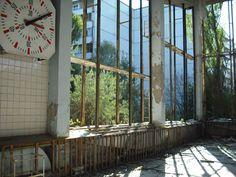 Экскурсия в Чернобыль (58 фото) » Триникси
