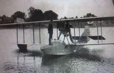 1915 airplane