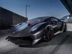 Lamborghini Sesto Elemento: