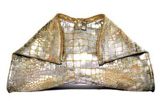 Love the oversize + metallic- Emily Cho, you are brilliant!
