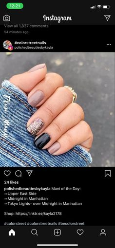 Fancy Nails, Love Nails, Trendy Nails, Pink Nails, How To Do Nails, Nail Manicure, Gel Nails, Acrylic Nails, Manicures