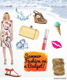 Summer Fashion on a Budget! Prime Beauty Blog