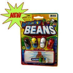 Wacky Beans #stocking #stuffer