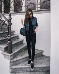 vestes en jean