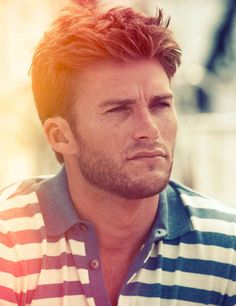 Scott Eastwood Goes Shirtless in Extra 'Town & Country' Pics!: Photo Check out these new photos of Scott Eastwood going shirtless for Town & Country's October issue. Here is more of what the actor and son of Clint… Scott Eastwood, Hot Men, Sexy Men, Hot Guys, Sexy Guys, Clint Eastwoods Son, Rockabilly, Regard Intense, Men's Hairstyles