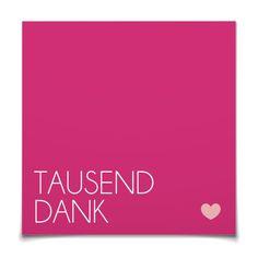 Dankeskarte Klares Ja in Hibiskuspink - Postkarte quadratisch #Hochzeit #Hochzeitskarten #Danksagung #Foto #modern #Typo https://www.goldbek.de/hochzeit/hochzeitskarten/danksagung/dankeskarte-klares-ja?color=hibiskuspink&design=ec029&utm_campaign=autoproducts