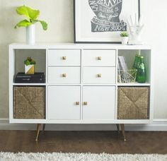 Do you know Ikea& Kallax library? Concepts The IKEA Kallax series Storage furniture is an important section of any home. They supply order an Kallax Ikea Hack, Ikea Shelf Hack, Ikea Kallax Regal, Ikea Shelves, Shelving Units, Ikea Sideboard Hack, Tv Stand Ikea Hack, Ikea Buffet, Ikea Console Table