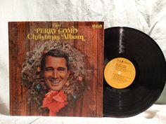Perry Como –The Perry Como Christmas Album 1976 (LP/Album) by DorenesXXOO on Etsy