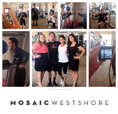 Sneak Peek at our Fitness Promo at Mosaic Westshore with Phil Michaels Phitness. Video coming soon 813-287-6400 www.mosaicwestshore.com Mosaic, Photo Wall, Fitness, Home Decor, Gymnastics, Photograph, Interior Design, Home Interiors, Mosaics