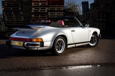 Porsche 911 3.2 Sport Cabriolet (photo by John Rampton from VROOMPHOTO)