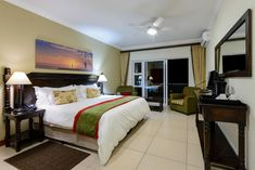 Deluxe room at Umthunzi Hotel & Conference, KZN. Bridal Suite, Sleepover, Good Night Sleep, Relax, Bedroom, Luxury, Conference, Furniture, Home Decor