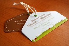Sandrine Abraham Business Cards