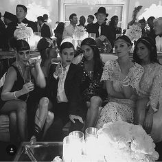 Kris Jenner's 60th Birthday Party | Pictures | POPSUGAR Celebrity