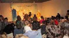 """El espejo azul, es una adaptación para microteatro de la obra """"Horacio y la montaña azul"""". Teatro para público familiar, de la Compañía 7gatos. www.7gatos.com #TeatroFamiliar #InteligenciaEmocional #Creatividad"""