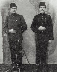 [Ottoman Empire] Gendarmerie Lieutenant (Osmanlı Mevlevihane Jandarma Mülazımı Abdulvahit Oğlu Osman Muhiddin)